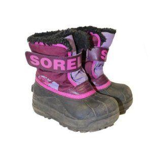 Sorel Adessa / Snow Commander Winter Snow Boots